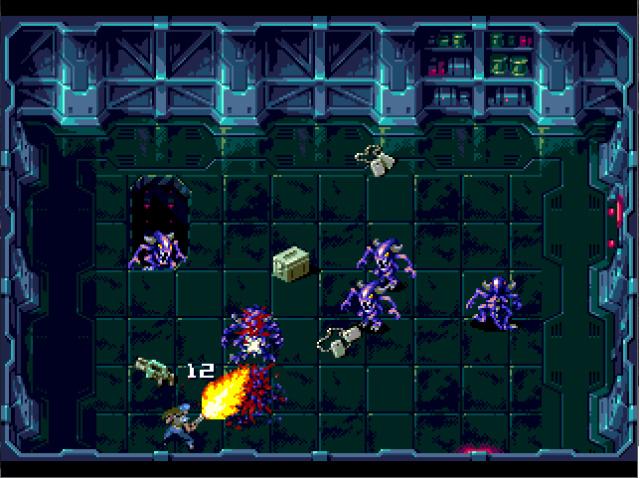 [MD] Xeno Crisis Megadrive, la review Zone210