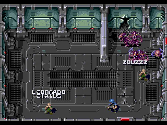 [MD] Xeno Crisis Megadrive, la review Zouzzz11