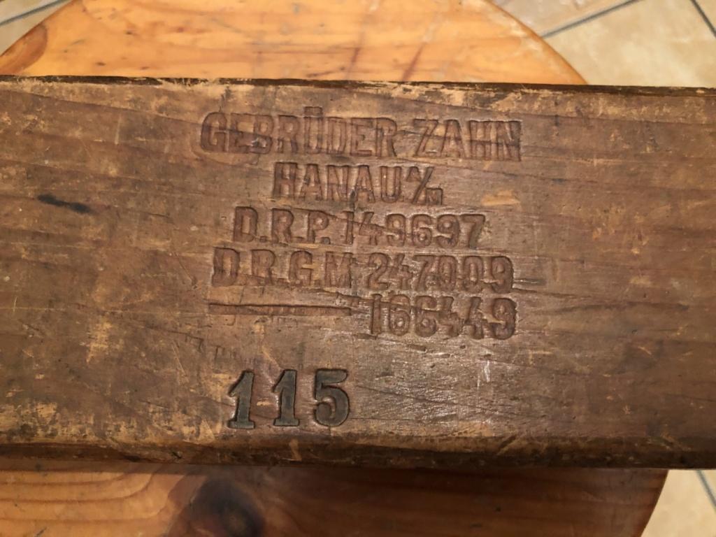 Moule/presse à cigare allemand  77d0c110