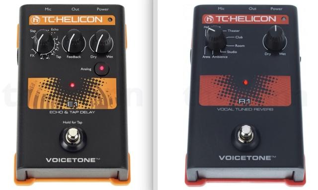 Vends 2 pédales d'effets voix (TC helicon) - VENDU Captur89