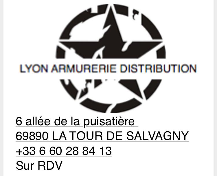 Lyon Armurerie Distribution. E692da10