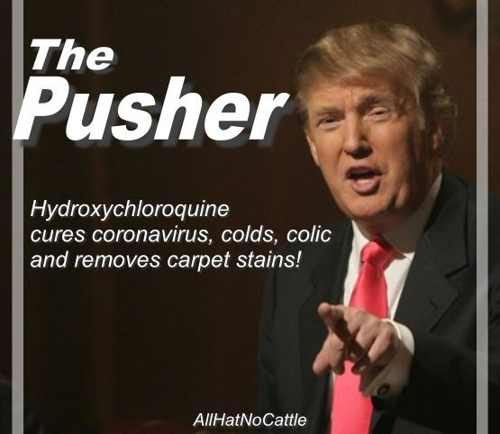 Trump Continues his effort to Destroy America ... Pusher10