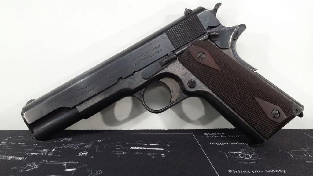 Colt 1911 1°GM? 20190540