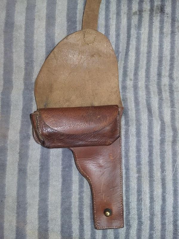 Etui français Colt 1911 commercial  20200148