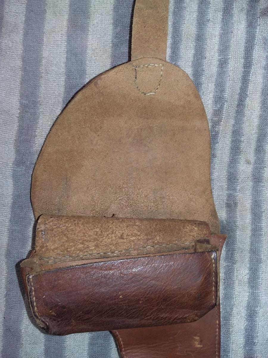 Etui français Colt 1911 commercial  20200149