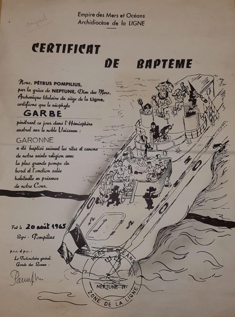 GARONNE BSAM (Bâtiment de Soutien et d'Assistance Métropolitain)   - Page 4 20190316