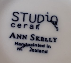For gallery Studio Ceramics, Teal, Richmond  106-st10