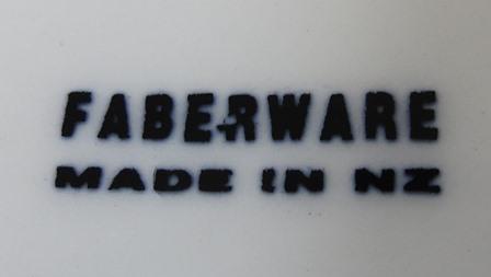 Faberware is Studio Ceramics thanks Signal Red Faberw11