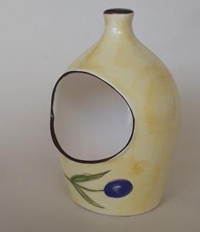 Studio Ceramics salt pig for gallery  Studio14