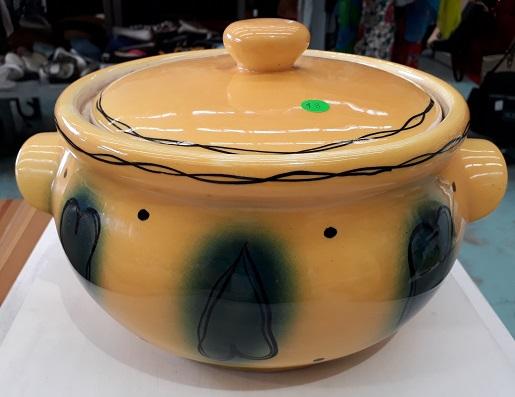 Studio Ceramics casserole and large jug for gallery  Studio15