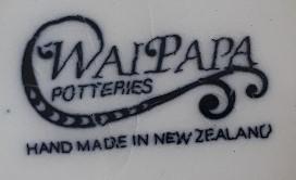 Who was Waipapa Potteries? - Lilian Jones thanks Signal Red Waipap13