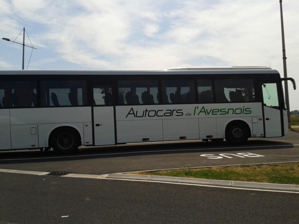 AUTOCARS DE L'AVESNOIS 20150614