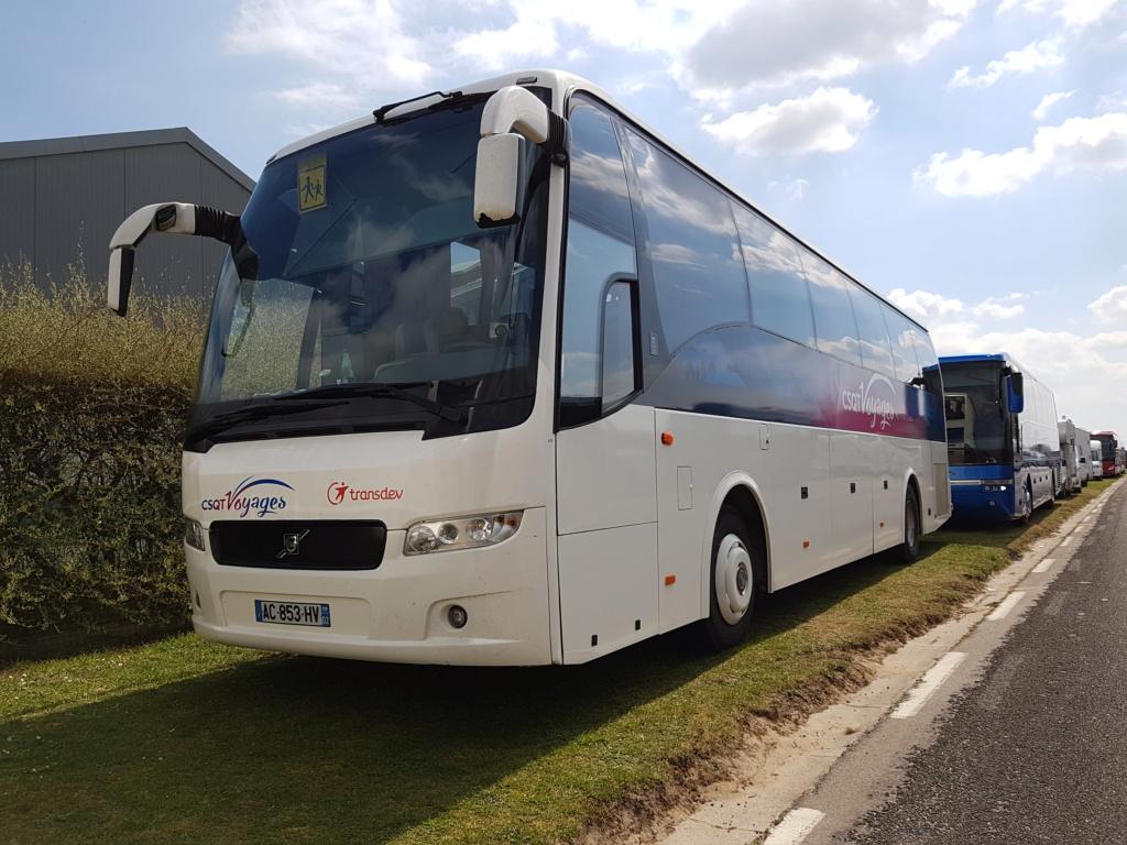 compagnie Saint Quentinoise de Transport CSQT  (groupe Transdev) - Page 2 20190425