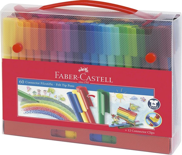 Faber-Castell feutres Connector  81ujhr11