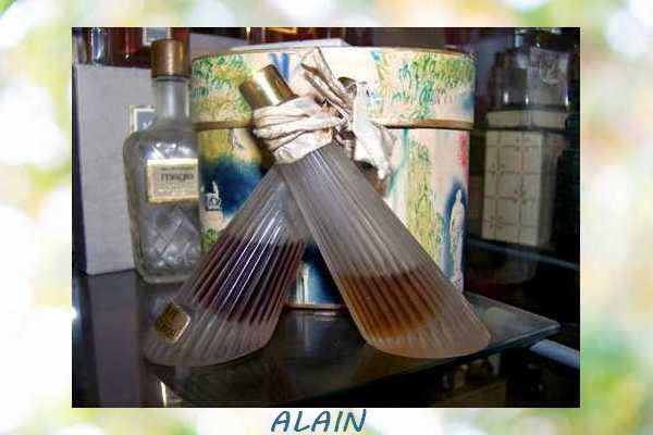 Miniatures de Parfum Alain11
