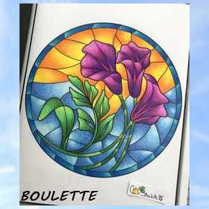 Staedler  crayon aquarellable  Boulet42