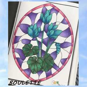 Staedler  crayon aquarellable  Boulet43