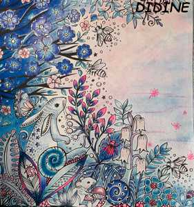 Coloriage anti-stress art-thérapie forum officiel coloriage zen adulte Didine21