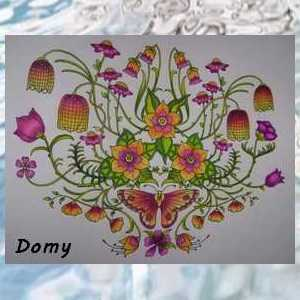 color peps oil pastels Domy18