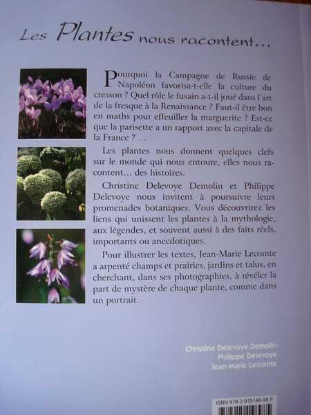 Les Plantes nous racontent (volume 2)... Dsc02367