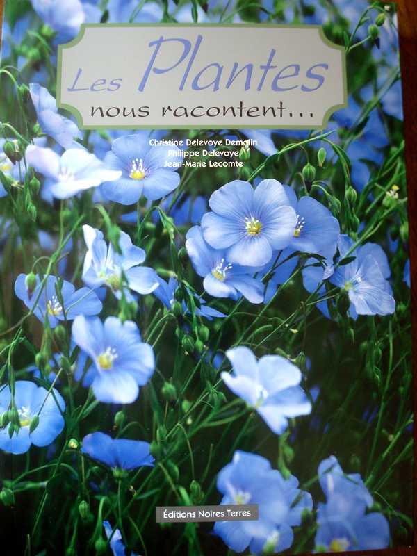Les Plantes nous racontent (volume 2)... Dsc02368