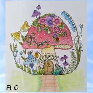 Van Gogh - Water Colour Flo13