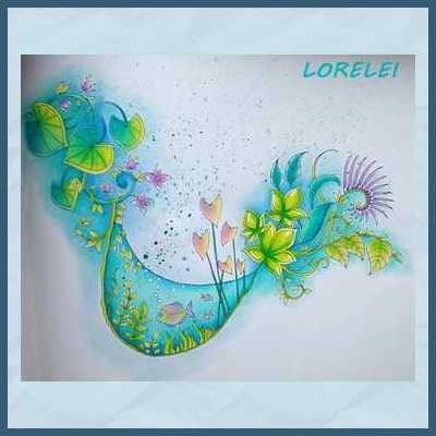 Van Gogh - Water Colour Lorele10