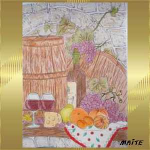 Van Gogh - Water Colour Maite10