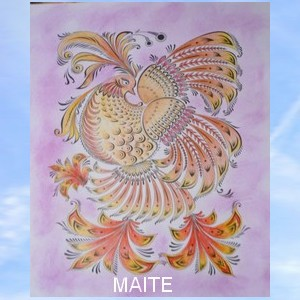 color peps oil pastels Maitzo55