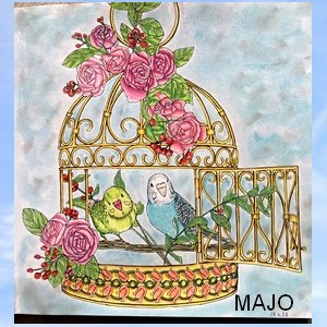 Coloriage anti-stress art-thérapie forum officiel coloriage zen adulte Majo129