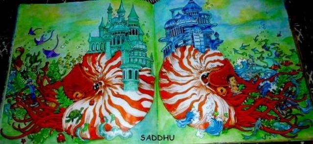 Qui connait ces crayons ?  Saddhu17