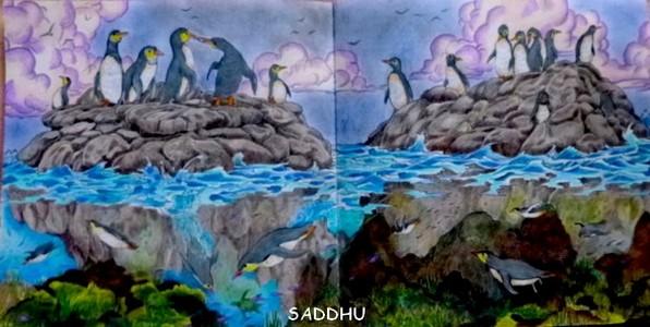 Qui connait ces crayons ?  Saddhu19