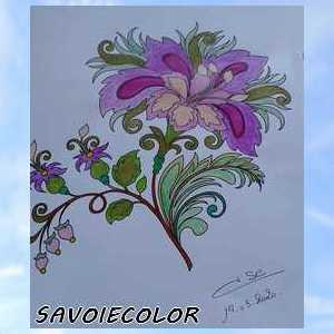 Coloriage anti-stress art-thérapie forum officiel coloriage zen adulte Savoie11