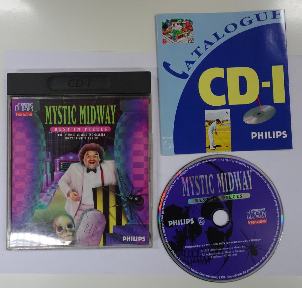 VDS MD SATURN, PS1, JAP, DS neuf, Mag Joypad, tv vintage, figurines JV Cd-i11
