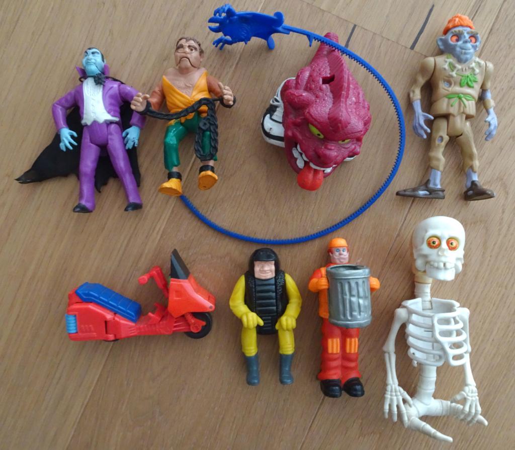 VDS MD SATURN, PS1, JAP, DS neuf, Mag Joypad, tv vintage, figurines JV Ghost10