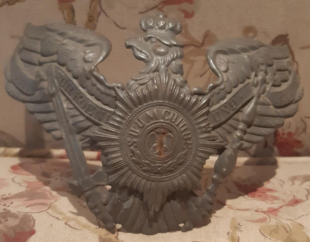 Croix de fer 1 gm;plaques de casque et boucles de ceinturon  20200114