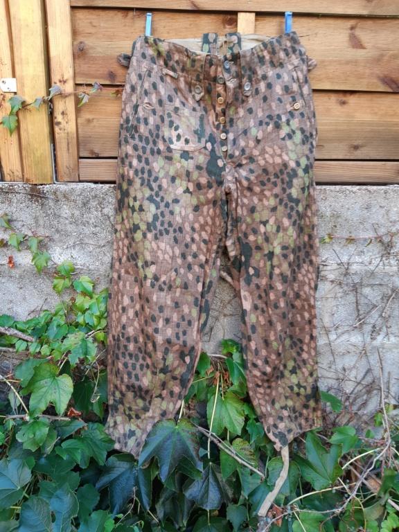 Un pantalon de chez Daucy.  20200952