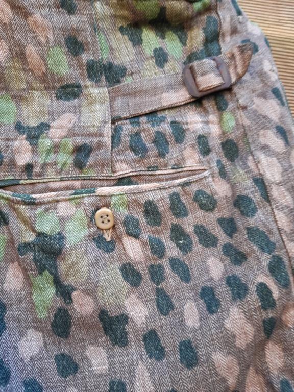 Un pantalon de chez Daucy.  20200953
