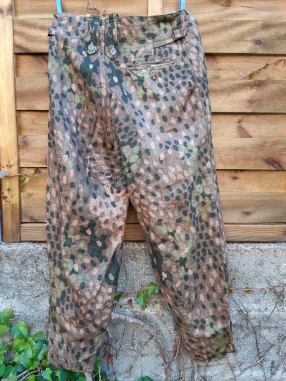 Un pantalon de chez Daucy.  20200954