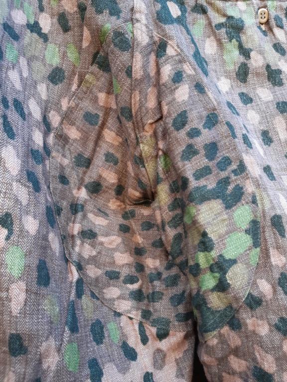 Un pantalon de chez Daucy.  20200955