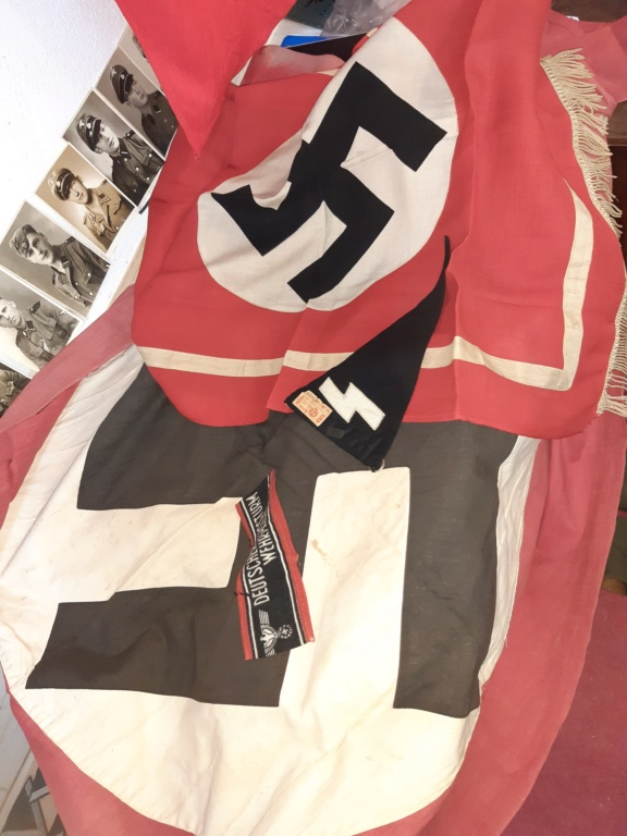 Drapeaux allemand. Et fanion HJ? 20210210