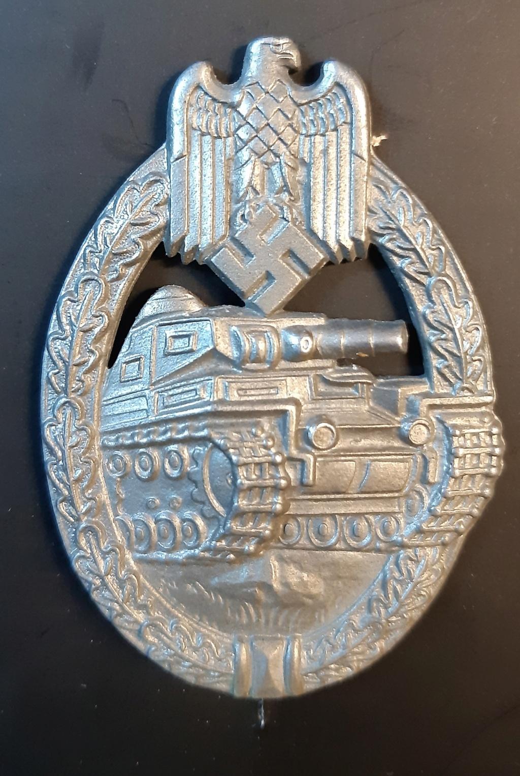 Badge panzer. Votre avis.  20210812