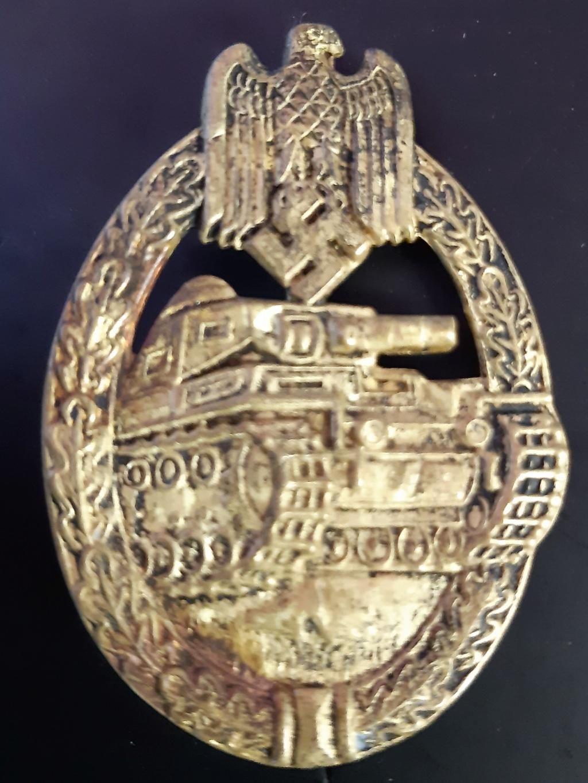 Badge panzer Rudolf Souval 20210837