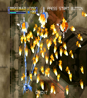[VS] Radiant Silvergun VS Ikaruga ! Radian17