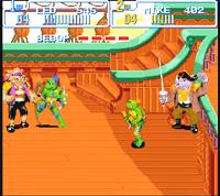 [VS] Streets of Rage II VS Turtles In Time ! Titbeb10