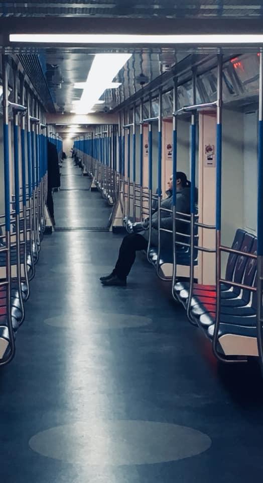 Коронавирус: Москва. Карантин 2410