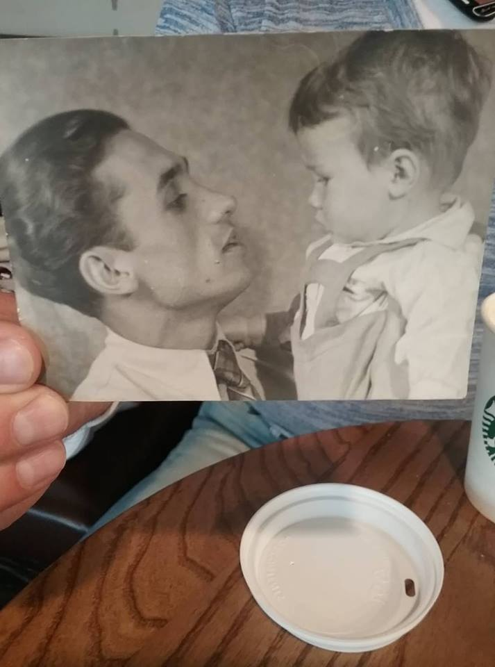 Эдгар-Кирилл Дальберг о своих кумирах  A218