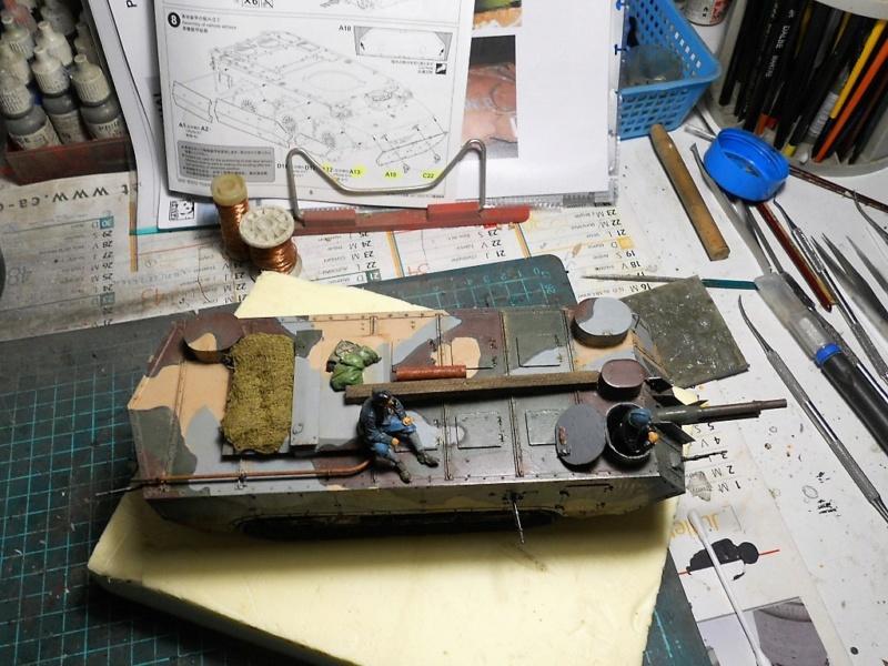 """""""GB 1ere Guerre Mondiale"""" Dscn2132"""