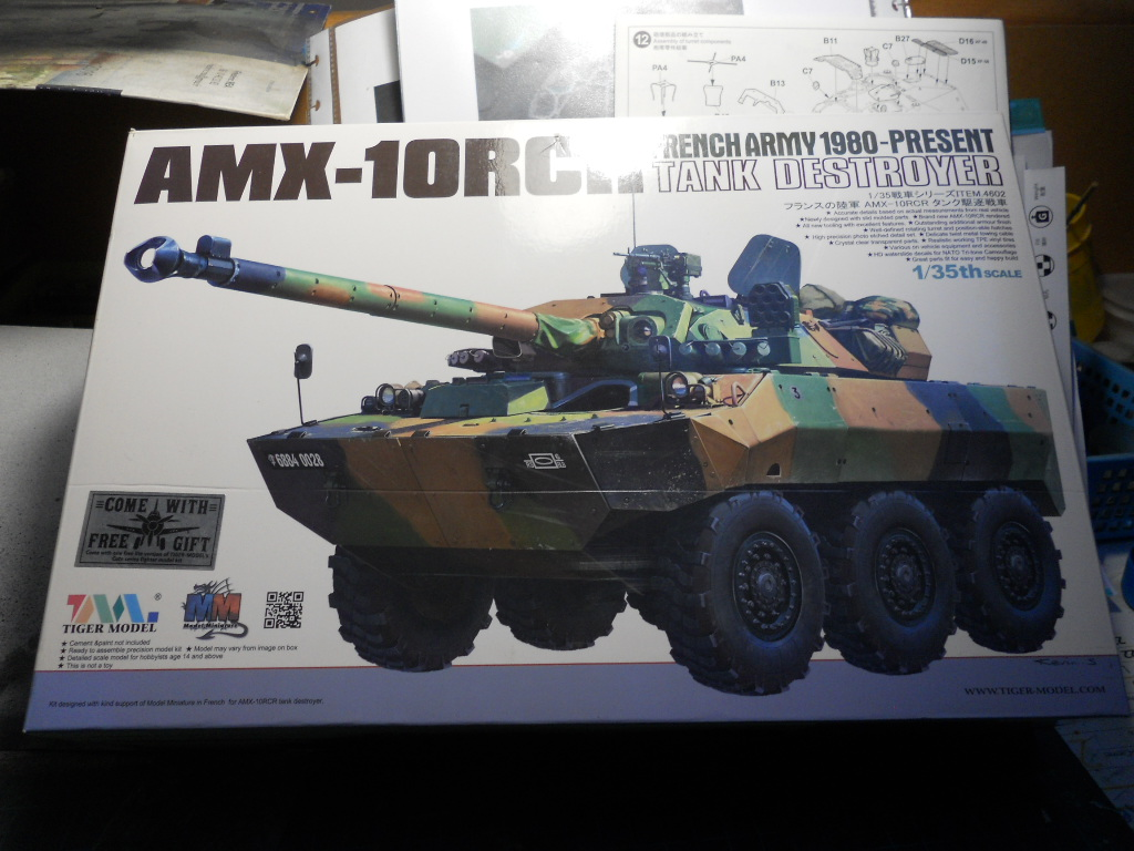AMX 10 RCR dans la neige Dscn2152