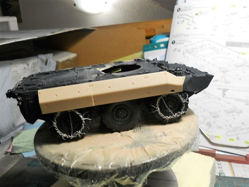 AMX 10 RCR dans la neige Dscn2156